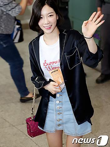 Celeb's pick - Girl's generation Tae yoen