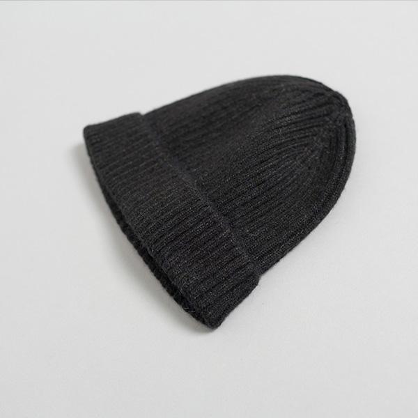(ETC-2415)基本款短袖针织帽