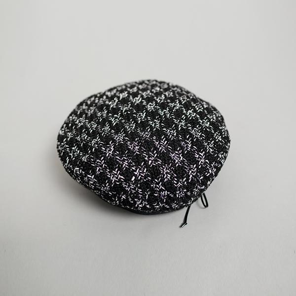 (ETC-2418)网格粗糙贝雷帽