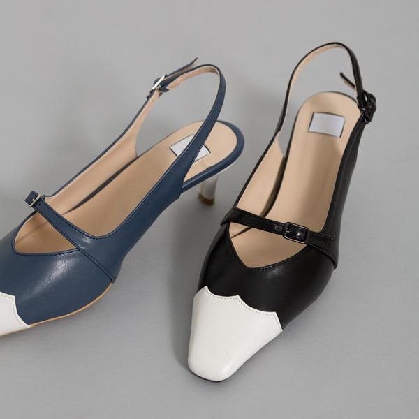 (SH-2600)复古波浪染色鞋