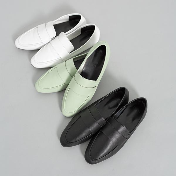 (SH-2573)spring复古/古典包子带鞋