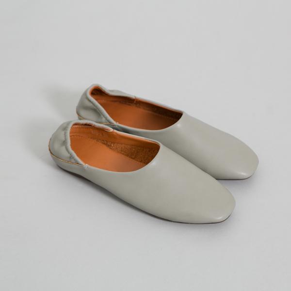 (SH-2567)圆领松紧带女士平底鞋