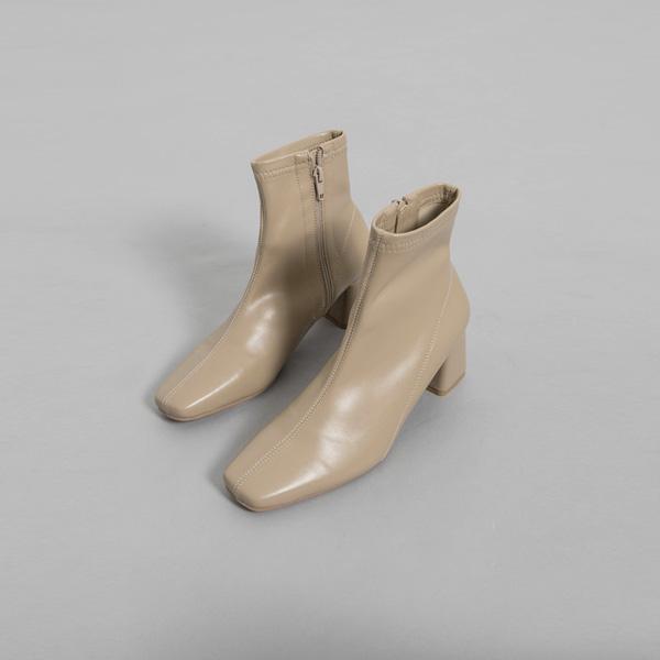 (SH-2836)每日简单脚踝高跟鞋